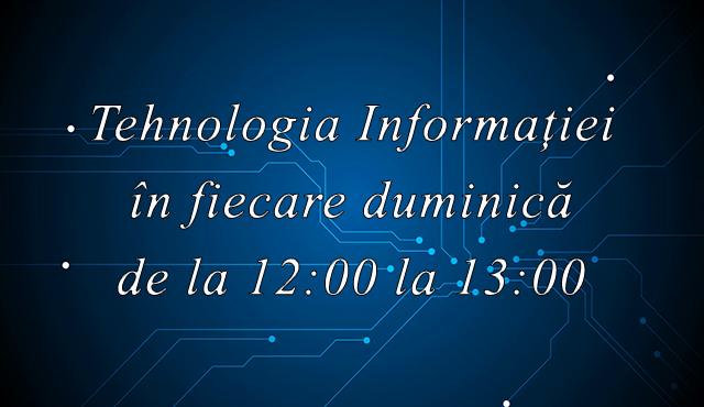 Tehnologia informatiei1