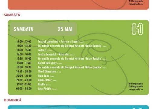 Începe Hangariada la Iași – festivalul de artă și zbor