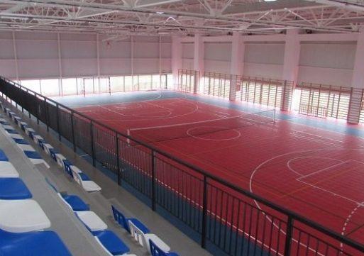 O comună ieşeană primeşte o sală de sport cu 180 de locuri în tribună