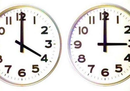 Când dăm ceasurile cu o oră înapoi