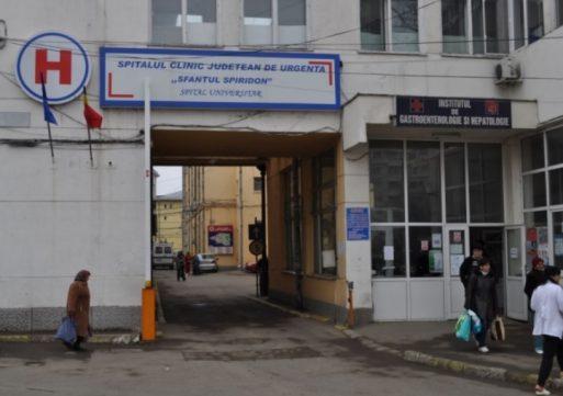 Doi manageri de spitale din Iaşi, acuzaţi de abuz în serviciu