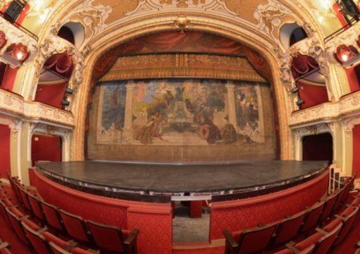 123 de ani de la inaugurarea Sălii Mari a Teatrului Naţional Iaşi