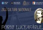Ziua Culturii Naționale la Palatul Culturii din Iași