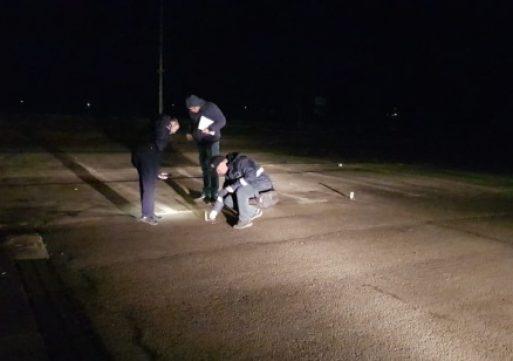 Tânăr împușcat în față, la Carrefour ERA. Polițiștii scotocesc Iașul după agresor