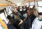 De azi, în spaţii publice închise puteţi intra numai cu mască sau eşarfă la gură