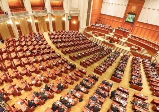 Camera Deputaţilor: Proiectul privind carantinarea şi izolarea – joi în plen