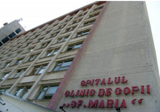 """Trei noi focare de Covid-19 în Iaşi, printre care unul la Spitalul de Copii """"Sf. Maria"""""""