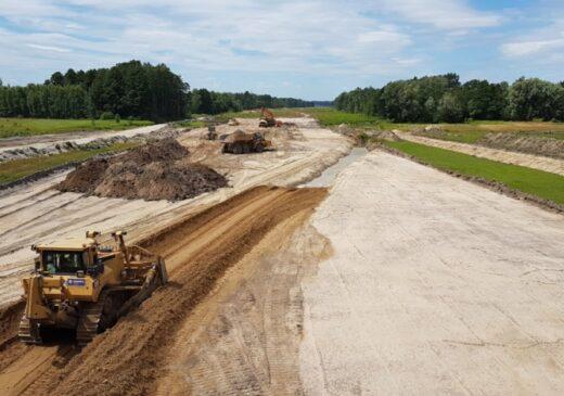 CNAIR a semnat contracte de proiectare pentru întreaga autostradă A8!