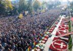 "Mitropolia se aşteaptă la număr record de pelerini la ""Sf. Parascheva""."
