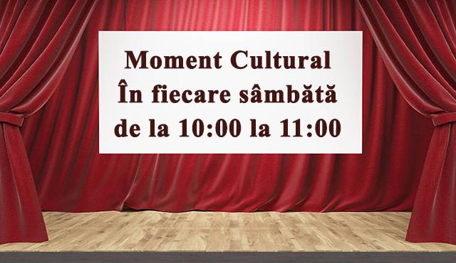 Moment cultural
