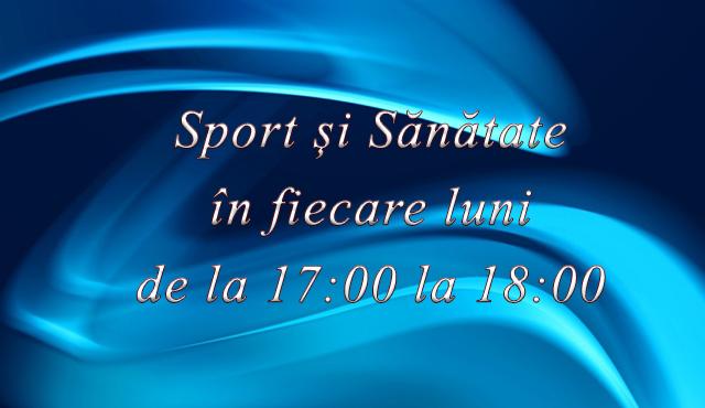 Sport si sanatate1