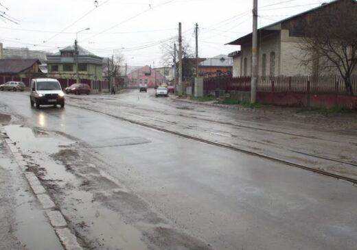 Două companii sunt interesate să refacă strada Aurel Vlaicu